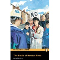 Penguin Readers Beginner: The Battle of the Newton Road with Cd
