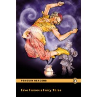 Penguin Readers Elementary: Five Famous Fairy Tales with Cd
