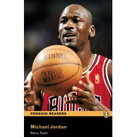 Penguin Readers Beginner: Michael Jordan with Cd