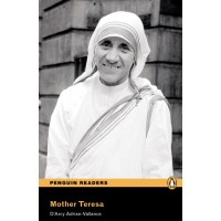 Penguin Readers Beginner: Mother Teresa with Cd