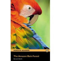 Penguin Readers Elementary: The Amazon Rainforest with Cd