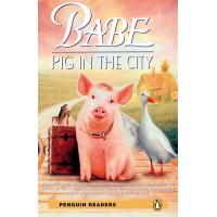 Penguin Readers Elementary: Babe Pig in the City with Cd