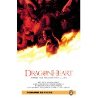 Penguin Readers Elementary: Dragonheart with Mp3 Audio Cd