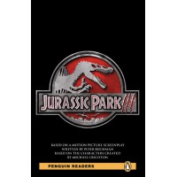 Penguin Readers Elementary: Jurassic Park III with Mp3 Audio Cd