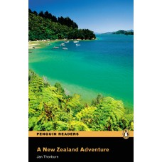 Penguin Readers Easystarts: A New Zealand Adventure with Cd