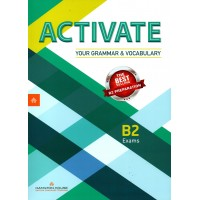 ACTIVATE B2 Exams Preparation for Your Grammar & Vocabulary ( Hamilton House ) Teacher's Book