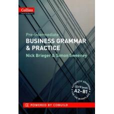 Business Grammar & Practice (Collins) : CEFR A2 - B1 Pre Intermediate