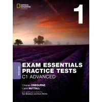 Exam Essentials Practice Tests Cambridge English Advanced ( CAE ) 1