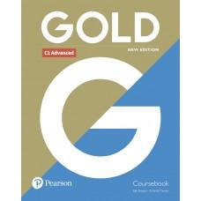 Gold C1 Advanced (CAE) Coursebook revised 2021