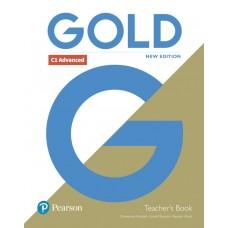 Gold C1 Advanced (CAE) Teacher's Book revised 2021