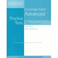 Cambridge English Advanced Practice Tests Plus 2 with Key