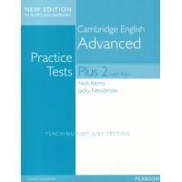 Cambridge English Advanced Practice Tests Plus 2 with Key