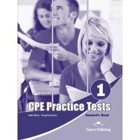 CPE ( Proficiency - C2 ) Practice Tests 1 Student's Book with DigiBook