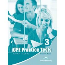 CPE ( Proficiency - C2 ) Practice Tests 3 Student's Book with DigiBook