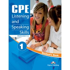 CPE ( Proficiency - C2 ) Listening and Speaking Skills 1 Student's Book with DigiBook
