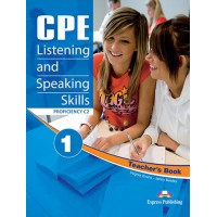 CPE ( Proficiency - C2 ) Listening and Speaking Skills 1 Teacher's Book with DigiBook