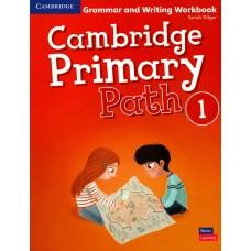 Cambridge Primary Path 1 (CEFR - A1) Grammar and Writing Workbook