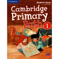 Cambridge Primary Path 1 (CEFR - A1) Student's Book with My Creative Journal
