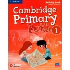 Cambridge Primary Path 1 (CEFR - A1) Activity Book with Extra Practice