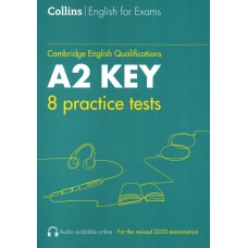 Collins A2 KEY (KET)  8 Practice Tests for the revised 2020 Examination