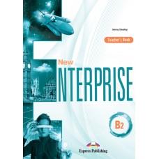 New Enterprise B2 - Intermediate - Teacher's Book