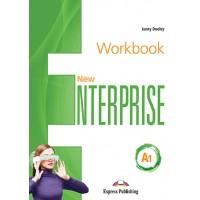 New Enterprise A1 - Beginner Workbook with Digibook App