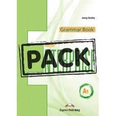 New Enterprise A1 - Beginner Grammar Book with Digibook App