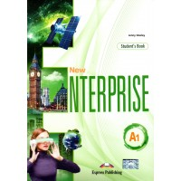 New Enterprise A1 - Beginner Student's Book with Digibooks App