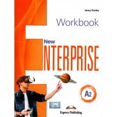 New Enterprise A2 - Elementary Workbook with Digibook App