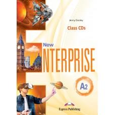 New Enterprise A2 - Elementary Class CDs