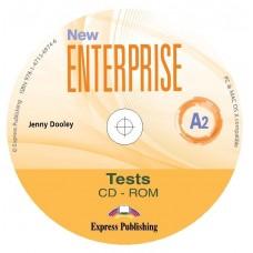 New Enterprise A2 - Elementary Test CD-ROM