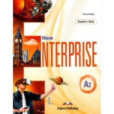 New Enterprise A2 - Elementary Student's Book with Digibooks App