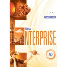 New Enterprise A2 - Elementary Teacher's Book