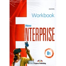 New Enterprise B1 - Pre-Intermediate Workbook with Digibook App