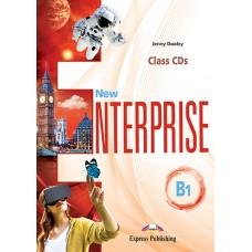 New Enterprise B1 - Pre-Intermediate Class CDs