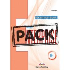New Enterprise B1 - Pre-Intermediate Grammar Book with Digibook App