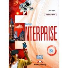 New Enterprise B1 - Pre-Intermediate Student's Book with Digibooks App