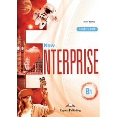 New Enterprise B1 - Pre-Intermediate Teacher's Book