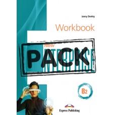 New Enterprise B2 - Intermediate -  Workbook with Digibook App