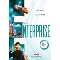 New Enterprise B2 - Intermediate -  Class CDs