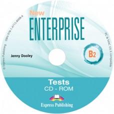 New Enterprise B2 - Intermediate -  Test CD-ROM