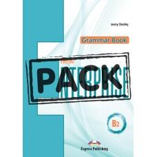 New Enterprise B2 - Intermediate - Grammar Book with Digibook App