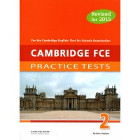 Cambridge FCE 2 ( First Certificate in English ) Practice Tests