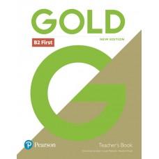 Gold B2 First (FCE) Teacher's Book revised 2021