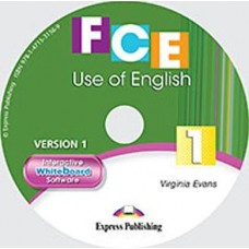 FCE Use of English 1 Student's Book Interactive Whiteboard Software (Soft Interactiv)