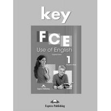 FCE Use of English 1 Key