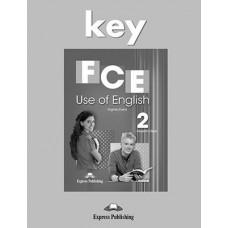 FCE Use of English 2 Key