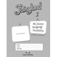 Fairyland 1 My Junior Language Portfolio CEFR A1 - Beginner