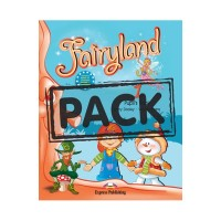 Fairyland 1 Pupil's Book with ieBook CEFR A1 - Beginner