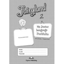 Fairyland 2 My Junior Language Portfolio CEFR  A1 - Beginner